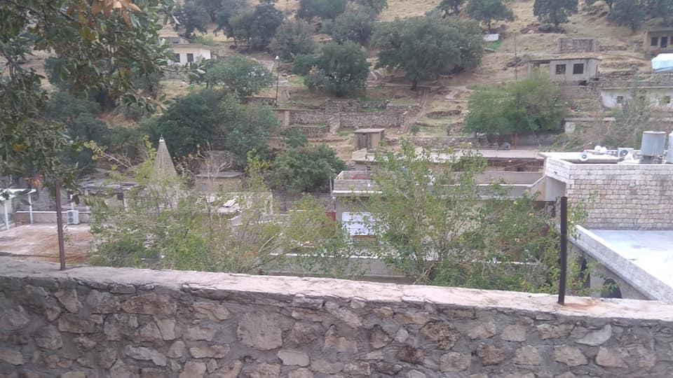 Lalish, a Jeziditák szent városa